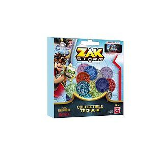Bandai Zak Storm Trésors à collectionner (modèle aléatoire)