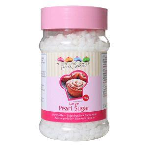 Image de FunCakes Perles de sucre - large - 200g