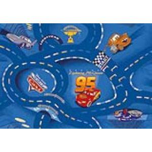 Tapis Cars (95 x 133 cm)