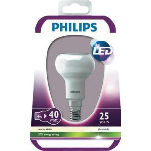 Philips 929000212401 - Ampoule LED Réflecteur Culot E14 4W (Equivalence incandescence 40W)
