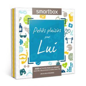 Smartbox Petits plaisirs pour lui - Coffret cadeau 2110 activités
