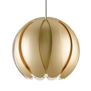 Led C4 Lampe suspension Angie Or, 1 lumière - Moderne/Design - Intérieur - Angie - Délai de livraison moyen: 2 à 3 semaines. Port gratuit France métropolitaine et Belgique dès 100 ?.