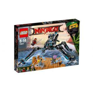 Lego 70611 - Ninjago : L'hydro-grimpeur