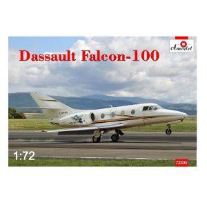 Amodel Maquette avion Dassault Falcon-100
