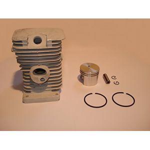 Jardiaffaires Kit Cylindre Piston Complet tronçonneuse Stihl 017 ou MS170 diamètre 37mm