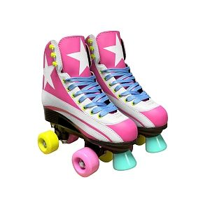 Stamp Fashion Quad Skates - Patins à roulettes