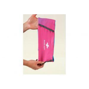 Raidlight Porte bidons Stretch Raider - Blue / Pink - Taille S