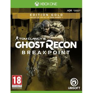 Jeu Xbox One Ghost Recon Breakpoint Edition Gold [XBOX One]