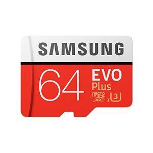 Samsung MB-MC64G - Carte mémoire 64 Go microSDXC UHS-I