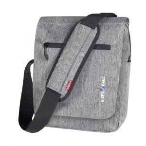 Klickfix Sacoche de cintre Smart Bag S Gris