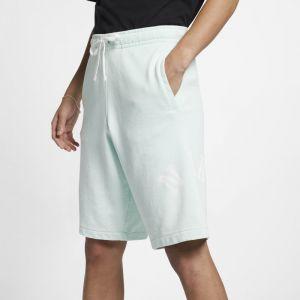 Nike Short en molleton Sportswear pour Homme - Vert - Taille L - Male