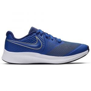 Nike Chaussures sport STAR RUNNER 2 (GS) à lacets Bleu - Taille 38