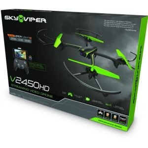Goliath Sky Viper HD Video Streaming Drone