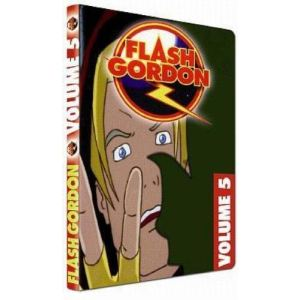 Flash Gordon - Volume 5 (Dessin animé)