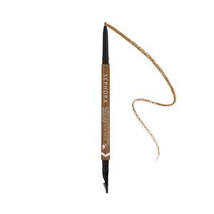 Sephora Crayon sourcils rétractable waterproof 02 Nutmeg brown
