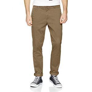 Jack & Jones NOS Jjimarco Jjbowie Sa Pantalon, Beige, W28/L32 (Taille Fabricant: 28) Homme
