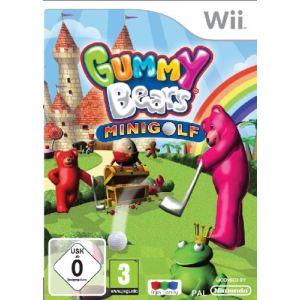 Gummy Bears Mini-Golf [Wii]