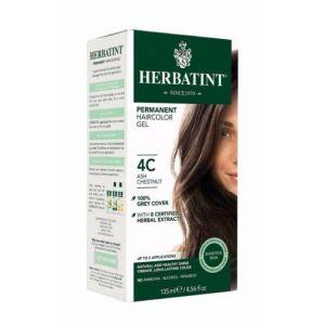 Herbatint Coloration naturelle 4C Châtain cendré