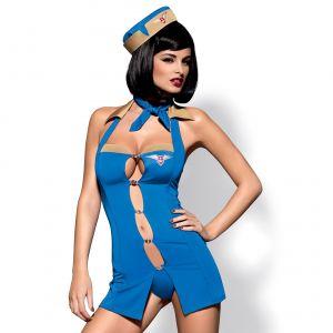Obsessive Air Hostess Costume Hotesse De L'air