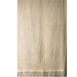 Rideau de porte en coton (140 x 250 cm)