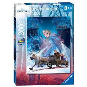 Ravensburger La Reine des Neiges 2 - Puzzle 200 pièces XXL