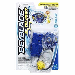 Hasbro Toupie Beyblade Burst Odax O2
