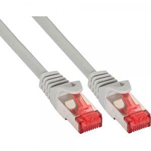 Inline 76907 - Câble réseau S-STP/PiMF Cat.6 7.5m