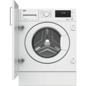 Beko WDI 85143 - Lave linge séchant frontal encastrable 8 kg