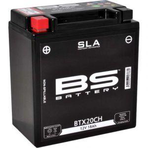 BS Battery Batterie BS BB12AL-A conventionnelle livrée avec pack acide