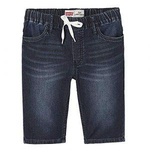 Levi's Kids NN25097 Short Garçon,Bleu (Indigo 46), 5 ans (Taille fabricant:5Y)