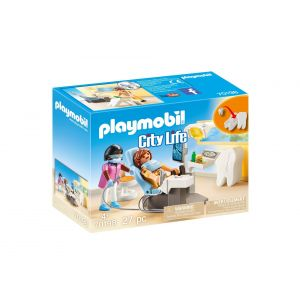 Playmobil 70198 - Dentiste City Life