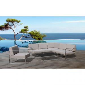 Delorm Design ST Barth - Salon de jardin design