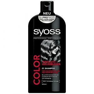 Syoss Color 01 Shampoo