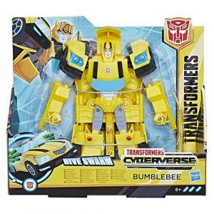 Hasbro Figurine ultra cyberverse 18,5 cm - Transformers - Robot Bumblebee