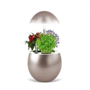 Kitchen gardening Jardin d'intérieur Vilma avec Kit de démarrage et puce NFC - Couleur Comète