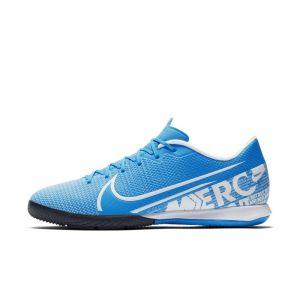 Nike Chaussure de football en salle Mercurial Vapor 13 Academy IC - Bleu - Taille 43 - Unisex