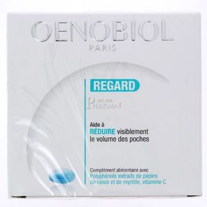 Oenobiol Regard Anti-Poches Anti-Cernes 30 cmprimés