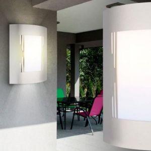 Globo Lighting Lampe d'extérieur Globo ORLANDO Acier inoxydable, 1 lumière - Moderne/Design/Classique - Extérieur - ORLANDO