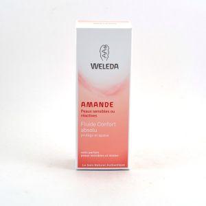 Weleda Amande - Fluide confort absolu