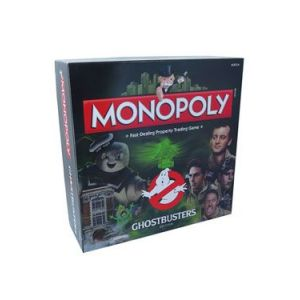 Winning Moves Monopoly Sos Fantômes (version anglaise)