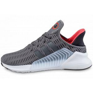 Adidas Climacool 02/17 Running chaussures gris noir rouge gris noir rouge 41 1/3 EU