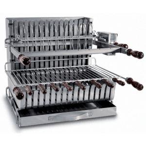 Forgeadour 911-66 - Grill à braises posable