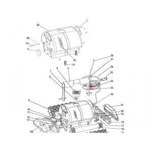 Procopi 1013052 - Demi flotteur conique de cable Patriote