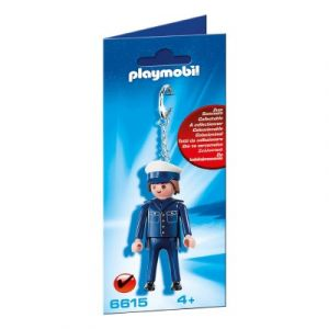 Playmobil 6615 - Porte-clés Policier