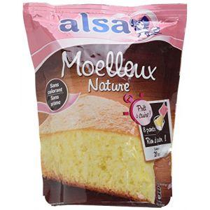 Alsa Moelleux et Savoureux - Le pack de 500g, 8 parts