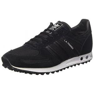 Adidas La Trainer Junior, Basses Mixte Enfant - Noir (Blk/Blk), 39 1/3 EU