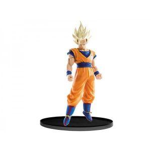Figurine Dragon Ball Z Scultures : Son Goku Super Saiyan 2 Big Budokai 6 Vol2 (17 cm)
