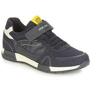 Geox J Alfier D, Sneakers Basses Garçon, Bleu (Navy C4002), 39 EU
