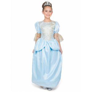 Déguisement princesse à la chaussure de verre fille 10-12ans (145-158cm) Karnival Cost