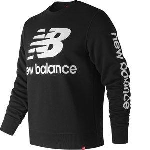 New Balance Mt83573 Essentials Logo sweat Hommes noir Gr.M EU